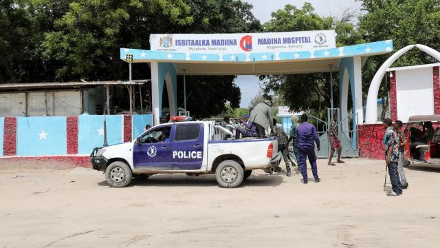 Somali'de askeri eğitim merkezine saldırı: En az 10 ölü