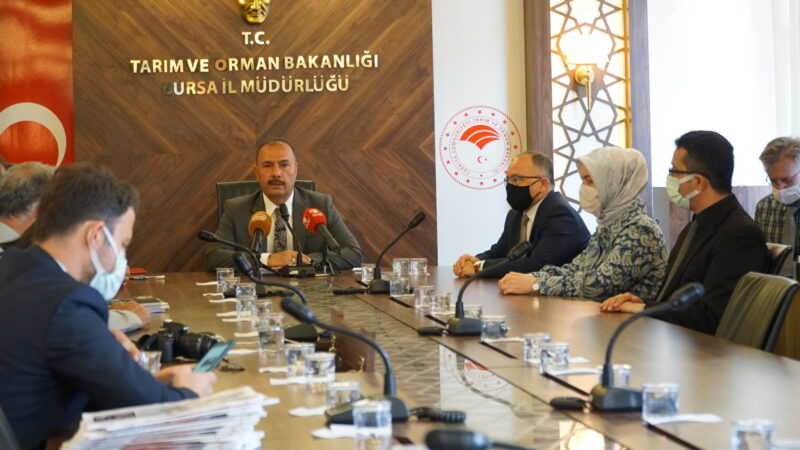Bursa'da 20 projeye 12,5 milyon TL hibe geliyor!