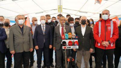 CHP'li başkanlardan Marmara Denizi tepkisi