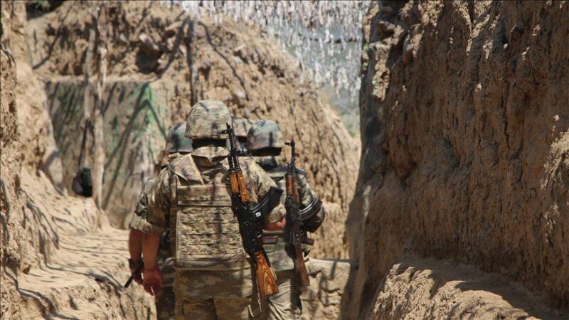 Ermenistan askerleri Azerbaycan sınırını ihlal etti