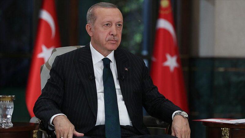 Cumhurbaşkanı Erdoğan'dan önemli mesajlar…