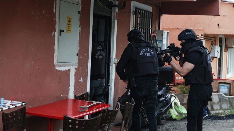 PKK'ya operasyon: 7 gözaltı