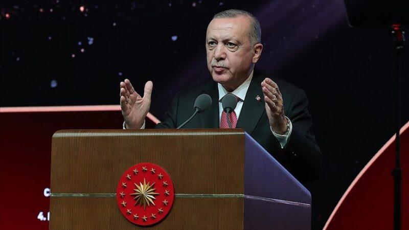 Cumhurbaşkanı Erdoğan: Elimizdeki imkanları en iyi şekilde değerlendirmekte kararlıyız