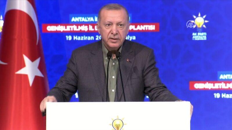 Cumhurbaşkanı Erdoğan: 2023'ün startını verdik