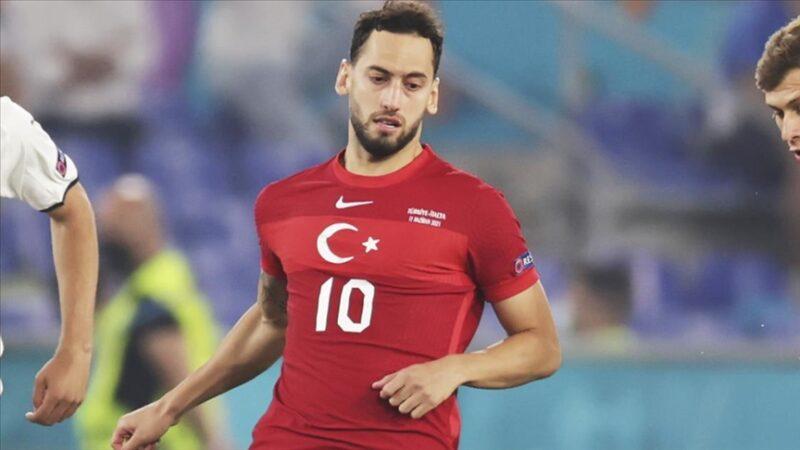 Hakan Çalhanoğlu: Hedefimizde sapma yok
