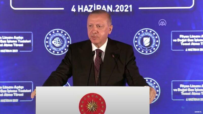 Cumhurbaşkanı Erdoğan günlerdir beklenen müjdeyi açıkladı