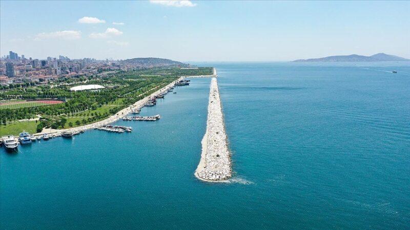 Marmara'dan 8 bin 867 metreküp müsilaj temizlendi