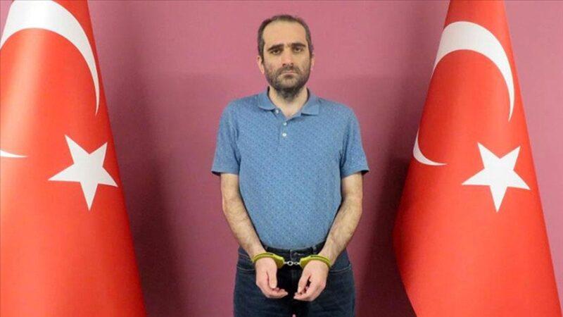 MİT operasyonuyla yakalanmıştı! Gülen'in yeğeni tutuklandı
