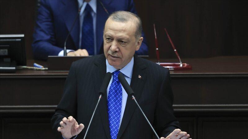 Cumhurbaşkanı Erdoğan'dan müsilaj açıklaması