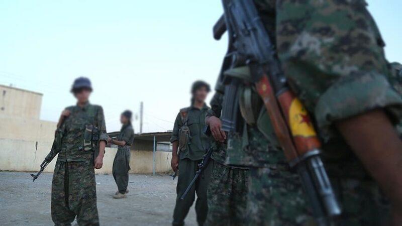 YPG/PKK'lı teröristler Suriye'de hasta bir sivili işkenceyle öldürdü