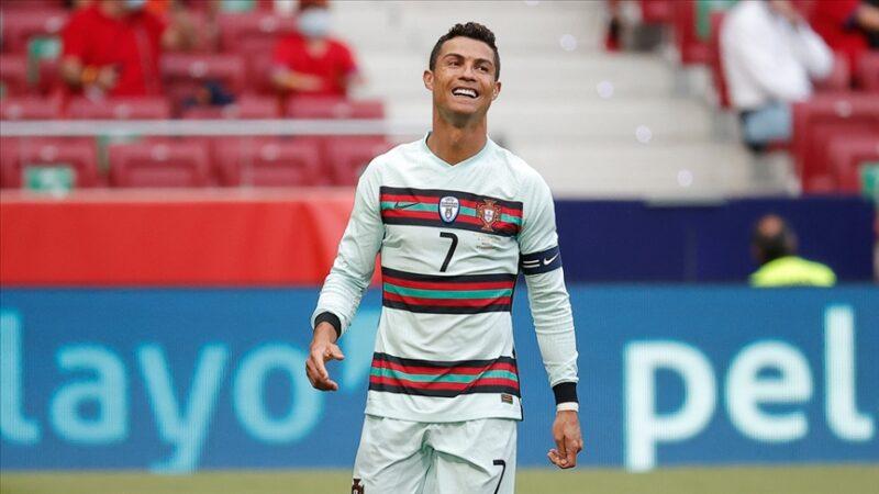Ronaldo rekor üstüne rekor kırdı