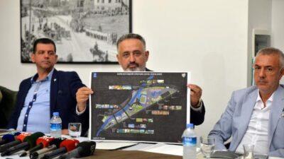 Bursaspor başkan adayı Acarhoroz'dan basın toplantısı…