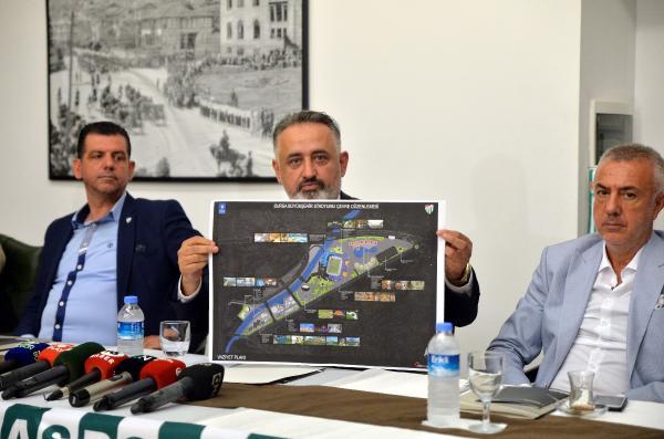 Bursaspor başkan adayı Acarhoroz hedeflerini anlattı…