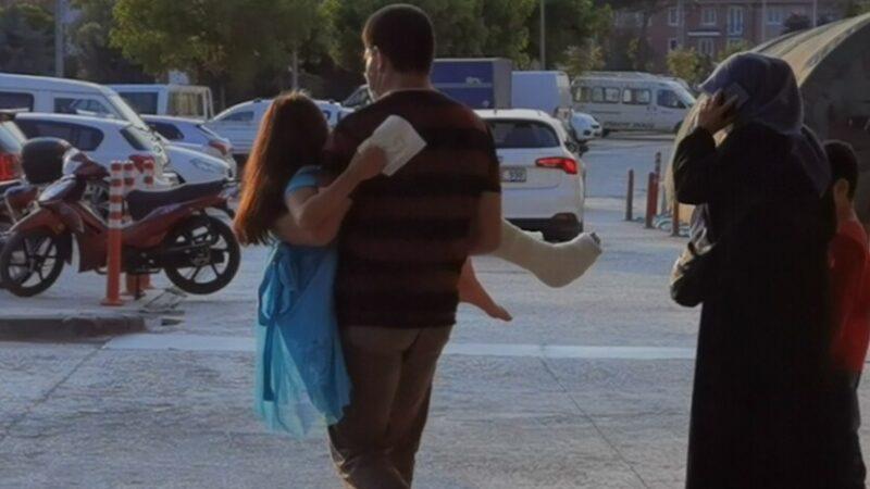 Bursa'da torpil dehşeti: 1 yaralı