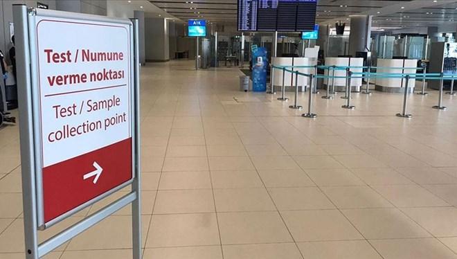 Seyahatlerde sahte PCR testine karşı yeni önlem
