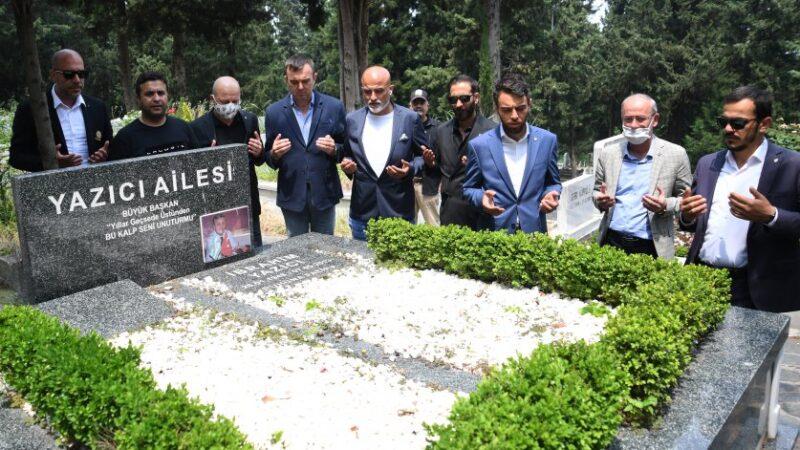 Bursaspor'dan ilk ziyaret…