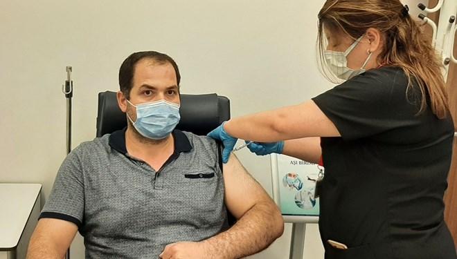 Yerli aşının yan etkisi var mı? Aşı gönüllüsü konuştu