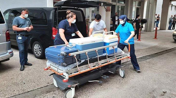 Beyin ölümü gerçekleşen kadının organları, 5 hastaya umut oldu