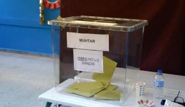 Bursa'da ikamet etmediği mahalleden seçilen muhtar istifa etti