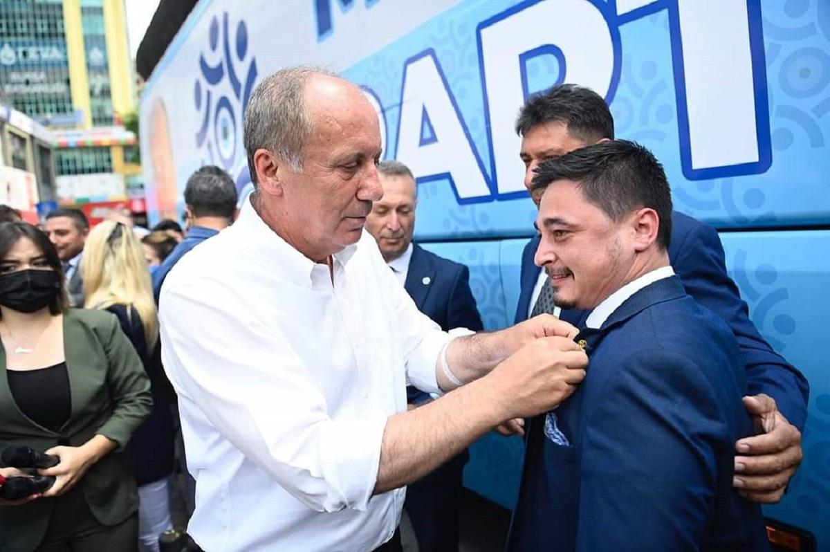 Memleket Partili Mudanya Belediye Meclisi Üyesi darbedildi