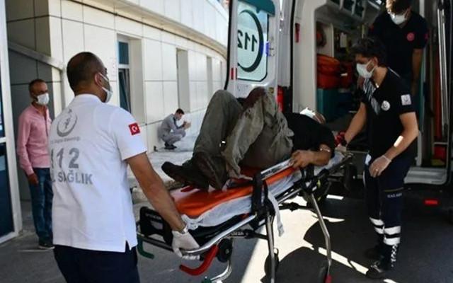 2 bin 741 acemi kasap hastanelik oldu