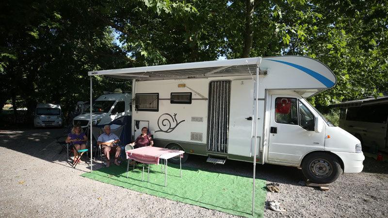 Tescilli tost ve ayranıyla ünlü… Kamp ve karavan turizminin yeni adresi olma yolunda