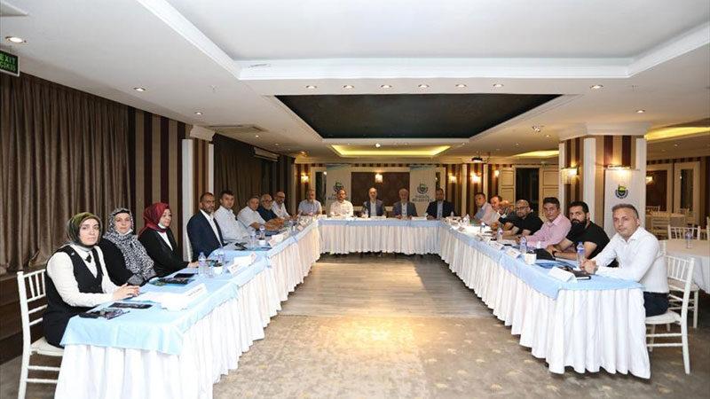 Yardım kuruluşları güç birliği için toplandı