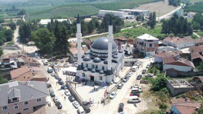 Deydinler Yeni Camii ibadete açıldı