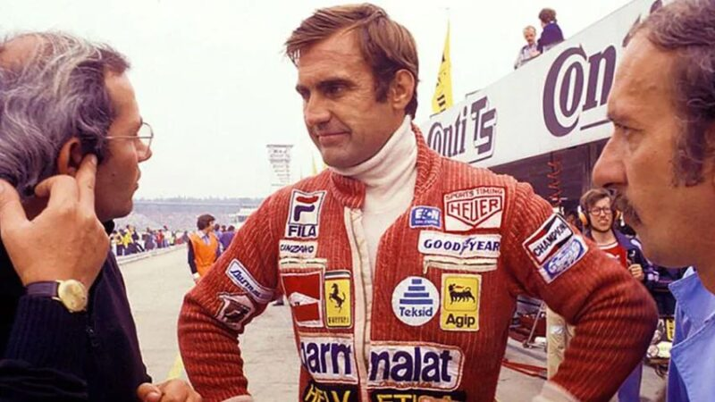 Formula 1'in efsane pilotu Carlos Reutemann yaşamını yitirdi