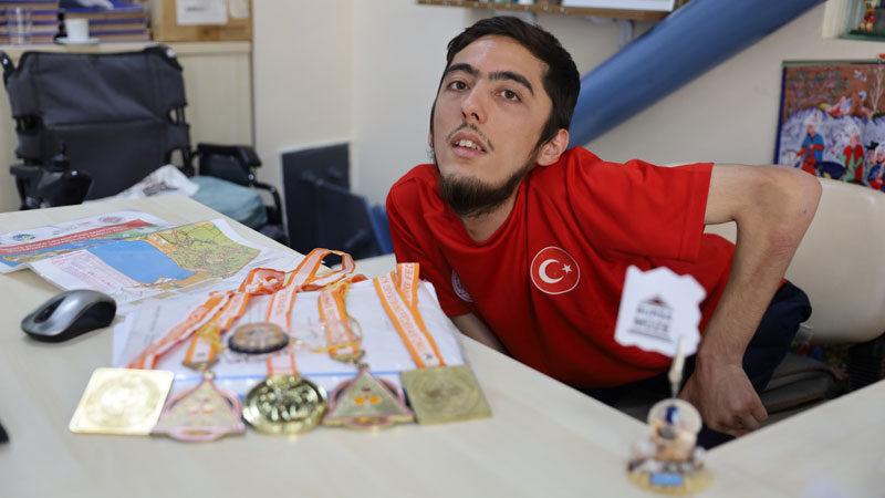 Türkiye Şampiyonası'nda Bursa'nın gururu oldu