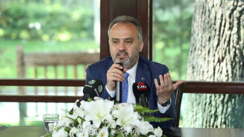Başkan Aktaş'tan Bursaspor açıklaması