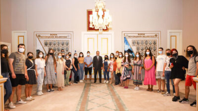 Bursa'da daha temiz çevre için güç birliği