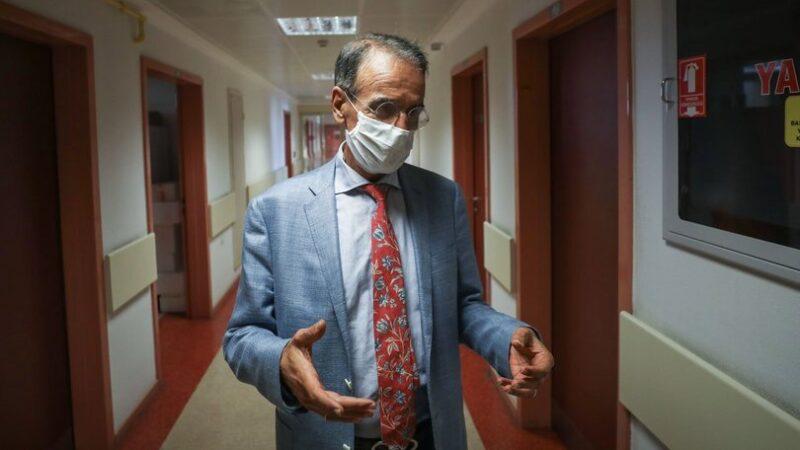 Prof. Dr. Ceyhan'dan korkutan açıklama! Salgın son bulana kadar…