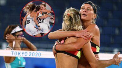 'Şort' depremi Olimpiyatları salladı! Alman kadın takımı da dahil oldu…