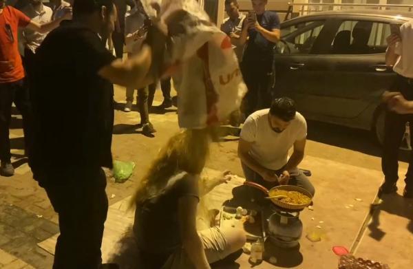 Bursa'da gülümseten gelenek! Damada yapmadıkları kalmadı