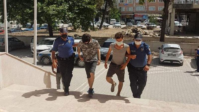 Bursa'da iki motosiklet hırsızlığına 2 tutuklama