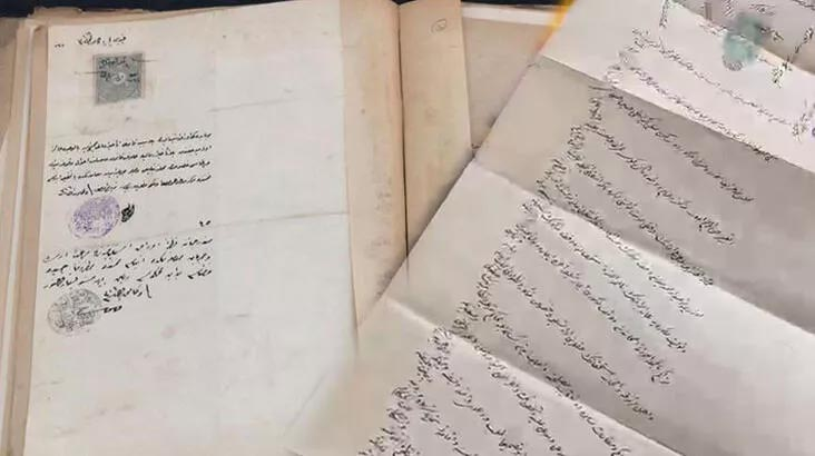 Osmanlı arşivinin kayıp belgeleri çöpten çıktı iddiası!