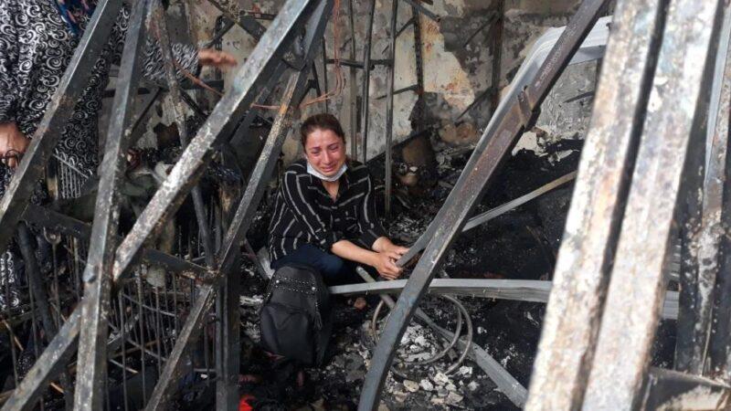 Yer: Bursa… Ekmek teknesi yandı, gözyaşları yürekleri dağladı