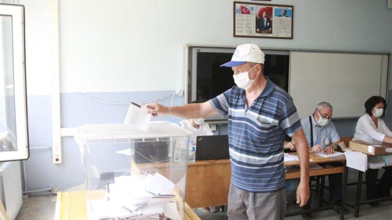 Bulgaristan seçimleri için Bursa'da oy verme işlemi başladı