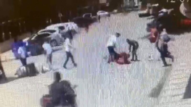 Bursa'da motosikletler çarpıştı