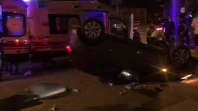 Bursa'da korkunç kaza! Bu araçtan sağ çıktılar
