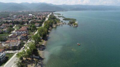 Bursa'da bulunmuştu! Yeniden sulara gömüldü