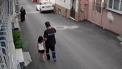 Bursa'da mide bulandıran olay! 5 yaşındaki kızı ara sokağa götürüp dudaklarından öptü!