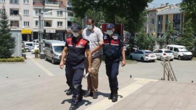 Firari DEAŞ'lı Bursa'da yakalandı