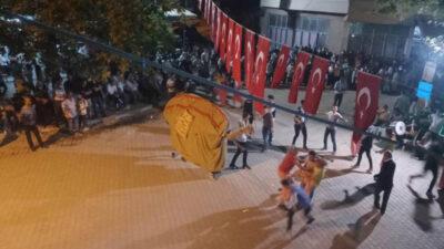 Bursa'da deve şenliği