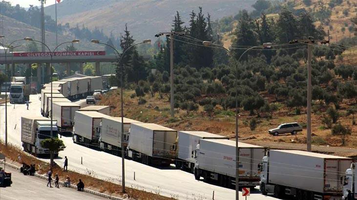 BMGK'dan Cilvegözü Sınır Kapısı için flaş karar
