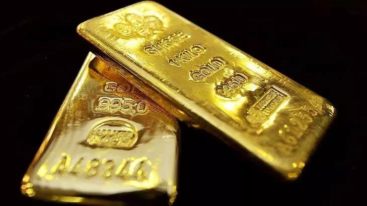 Altının kilogramı 494 bin liraya yükseldi