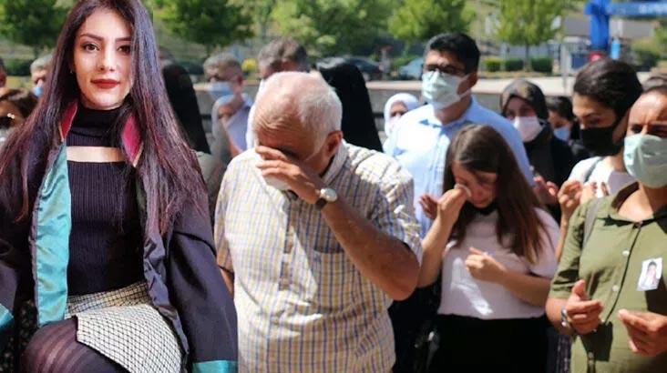 Avukat Gizem gözyaşlarıyla veda ettiler!