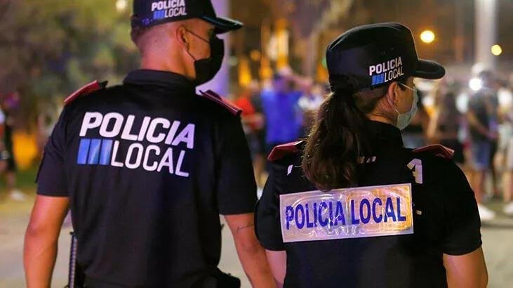 Polis gürültü nedeniyle eve baskın yaptı… Şok manzara!
