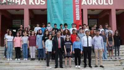 Bursa'da devlet okulu 7 yılda zirveye çıktı!